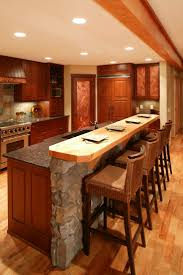 Kitchens With Islands 17 Best Ideas About Island Bar On Pinterest Kitchen Island Bar