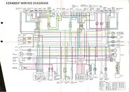 wiring diagram fzr yamaha wiring diagram and schematic 2003 Yamaha R6 Wiring Diagram carl higginson s sradwxi fz750 wiring diagrams 2 al 2000 yamaha r6 wiring diagram