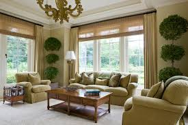 living room windows design