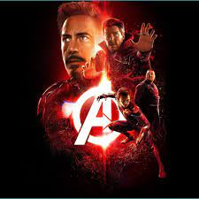 Avengers Infinity War Iron Man Spider ...