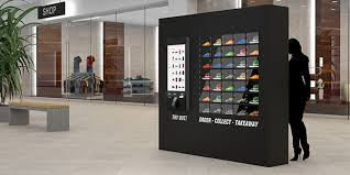 Modular Vending Machines Interesting Intelligent Lockers Pyramid Building It