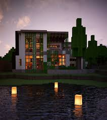 Modern House Design The 25 Best Modern Minecraft Houses Ideas On Pinterest Maisons