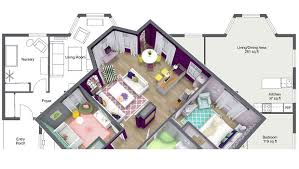 Create Professional Interior Design Drawings line