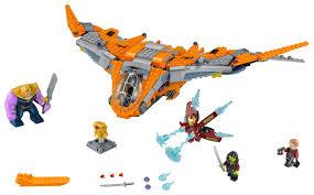 <b>Thanos</b>: Ultimate Battle 76107   LEGO® <b>Marvel</b>   Buy online at the ...