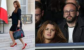 Marlène schiappa a fait part de sa consternation. Macron S Gender Equality Minister 36 Is Mocked In France For Claiming To Be Sapiosexual Daily Mail Online