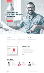 Download Freelancer Resume Web Template Freebiefy Com