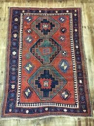 kazak rugs awesome ca 1880 amazing old antique caucasian bordjalo kazak rug 7 5 5