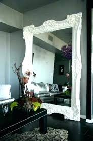 wall mirror with lights wall mirrors extra large wall mirrors medium size of modern home