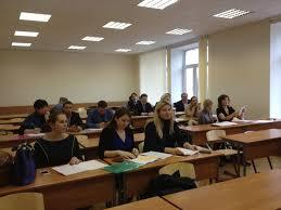 Предзащита магистерских диссертаций