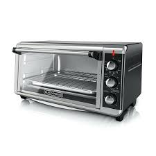 black convection toaster oven 8 slice extra wide stainless steel black convection toaster black decker convection toaster oven white blackdecker cto6335s