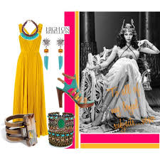 <b>Modern Cleopatra</b>   Cleopatra, Colourful outfits, Egyptian wedding