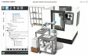 Office Design Program Impressive Universal Robots Application Builder Eases Cell Deployment