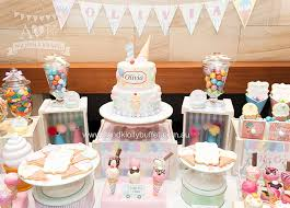 Olivias Pastel Ice Cream 1st Birthday Ak Lolly Buffet