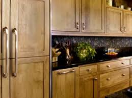 image of 3 kitchen cabinet handles ideas