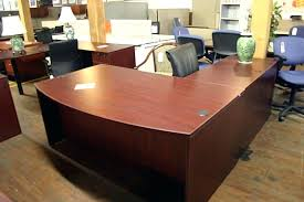 incredible shaped office desk chairandsofaclub. Huge Desk. Desk Excellent Large L Shaped Wood Stunning Ideas Throughout Modern Desks Incredible Office Chairandsofaclub