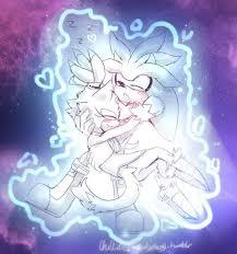 نتیجه تصویری برای silver and blaze in sonic