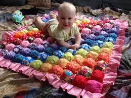 Baby Bubble Quilt - Custom Colorful Child Play Mat Biscuit Puffy ... & Baby Bubble Quilt - Custom Colorful Child Play Mat Biscuit Puffy Soft Quilt  Nursery Decor Baby Adamdwight.com