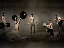 there is also an aspect of camaraderie involved in crossfit as these exercises are typically done in a group or at a specific crossfit gym