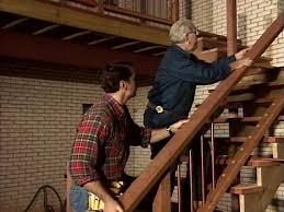 step 5 diy building deck stairs