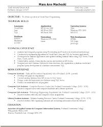 Sample Resume For Programmer Top 8 Computer Programmer Analyst
