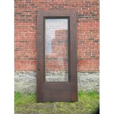 Antique Exterior Doors - Exterior transom window