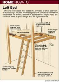 loft bed how-to --: More