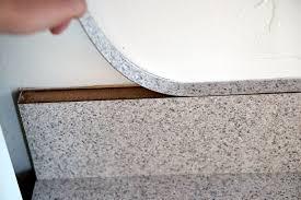 removing laminate strips