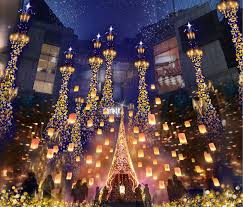 Shiodome Christmas Lights Caretta Shiodome Winter Illumination 2018 2019 Japan Web