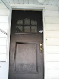 refinishing front door1914 Foursquare Front Door Refinishing