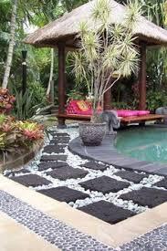Small Picture Balinese Garden Northern Beaches Sydney Tropical Garden Design