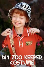 zookeeper costume diy. Interesting Diy Easy DIY Zoo Keeper Costume For Kids Inside Zookeeper Diy R