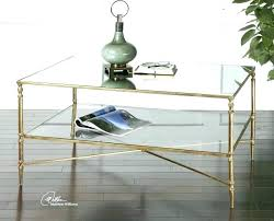 glass and gold coffee table gold glass coffee table canada glass and gold coffee table glass