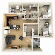 modern home 3d floor plans13