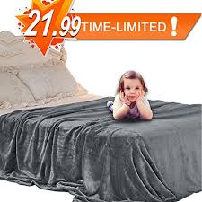 summer blanket for bed. Interesting Bed Aidear 100 Lightweight Summer Blanket 350GSM Super Soft Breathable Fleece  Plush Blankets For Queen Size Bed AirConditioner Room 90 To Blanket For Bed I