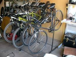 bike stand for garage bike stand for garage bike rack garage floor diy