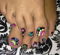 Cute Pedicure Designs 20 Super Cute Pedicure Trends Styles Weekly