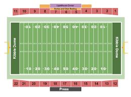 Eastern Washington Football Seating Chart Idaho Vandals Vs Eastern Washington Eagles Events Sports