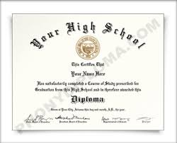 fake new high school diploma com fake new high school diploma