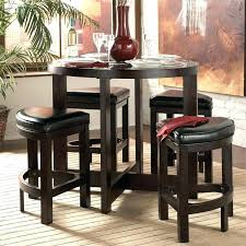 kitchen bar table with storage tall round kitchen table image of round kitchen bar table sets