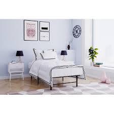 metal platform bed frame. Mainstays Metal Platform Bed Frame/Foundation, Black, Multiple Sizes Metal Platform Bed Frame ;