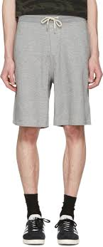 Rag Bone Wool Trousers Rag Bone Grey Standard Issue