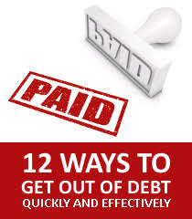 The Ultimate Cheat <b>Sheet</b> To Get Out Of Debt in 2020