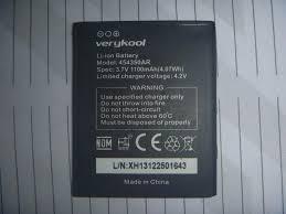 Batería Celular Verykool S350 Modelo ...