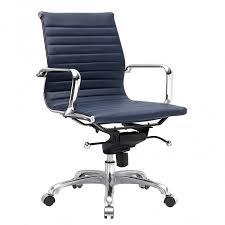 marvelous navy blue office chair 20 leather desk executive unique no wheels uk