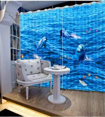 Ocean Decor Bedroom Online Get Cheap Ocean Curtains Aliexpresscom Alibaba Group