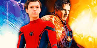 Set Photos Show Peter with Doctor Strange