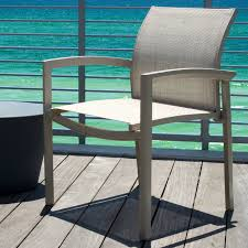 warm and sunny weather is almost always welcome on the patio but uv exposure can be tough on outdoor fabric including some pvc coated mesh fabric