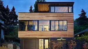 Modern Wood House - YouTube