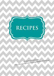 recipes binder cover.  Binder EDITABLE Recipe Binder Printables Sheet Card Recipes To Try  Template PDF Editable Cover Spine Favorite Preppy  School  And E