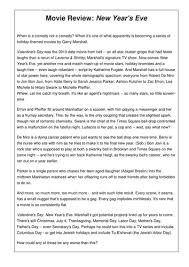 film review writing by kirsty h teaching resources tes